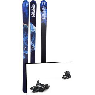 Set: Armada Invictus 95 2018 + Marker Alpinist 9 (2319304)