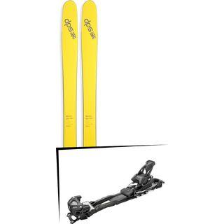 Set: DPS Skis Wailer 112 RP2 2017 + Tyrolia Adrenalin 13 (1715217S)