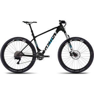 Ghost Asket LC 3 2016, black/white/blue - Mountainbike