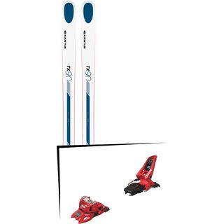 Set: Kästle TX90 2019 + Marker Squire 11 ID red