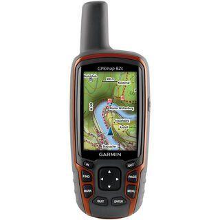 Garmin GPSMap 62 s - GPS-Gerät