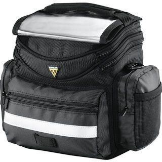 Topeak TourGuide Handlebar Bag mit QuickClick Lenkerhalterung (Fixer 8) - Lenkertasche