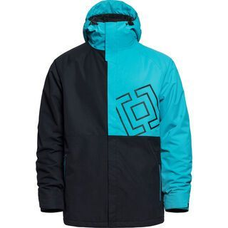 Horsefeathers Turner Jacket, scuba blue - Snowboardjacke