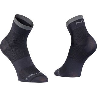 Northwave Origin Sock black/dark grey