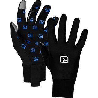 Ortovox Fleece Merino Smart-Glove, black raven - Skihandschuhe