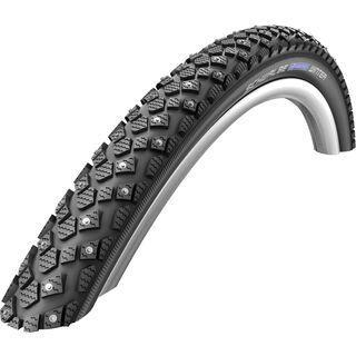 Schwalbe Marathon Winter Evolution, 28 Zoll, black-reflex - Spike Reifen