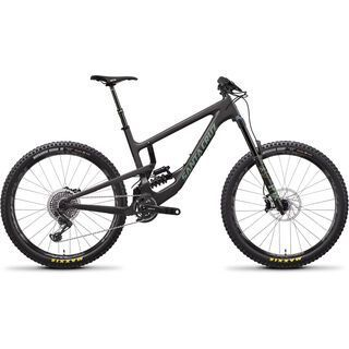 Santa Cruz Nomad CC X01 Coil 2019, black/olive - Mountainbike