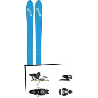 Set: DPS Skis Wailer 106 2017 + Salomon STH2 WTR 13 (1456104)