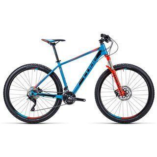 Cube Acid 27.5 2015, blue/flashred - Mountainbike