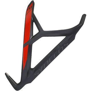 Syncros Composite 2.0, black/neon red - Flaschenhalter