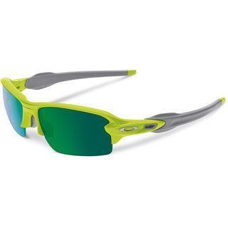 Oakley Flak 2.0, retina burn/Lens: jade iridium - Sportbrille