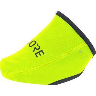 Gore Wear C3 Gore Windstopper Zehenschutz, neon yellow