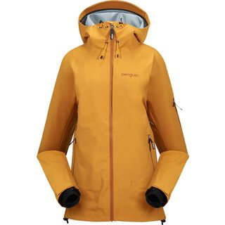 Penguin Frauen 3 Lagen Dermizax Shell Jacke, curry gold - Skijacke