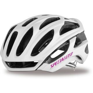 Specialized Women's S-Works Prevail, White/Pink - Fahrradhelm