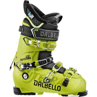 Dalbello Panterra 120 2018, acid yellow / black - Skiboots