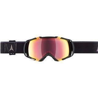 Atomic REVEL3 M, black/Lens: light red - Skibrille