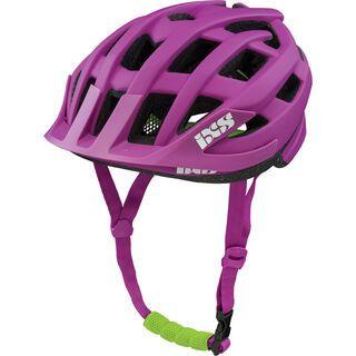 IXS Kronos Evo, purple - Fahrradhelm
