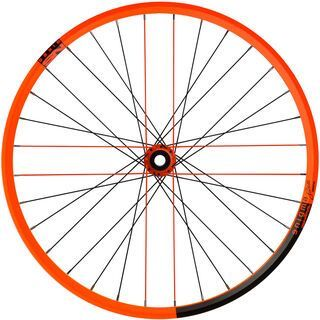 NS Bikes Enigma Dynamal 27.5, fluo orange - Hinterrad