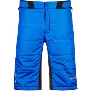 Ortovox Swisswool Light Tec Shorts Piz Boé, blue ocean - Shorts