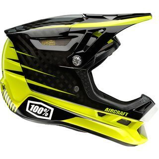 100% Aircraft DH Helmet, Basetech - Fahrradhelm
