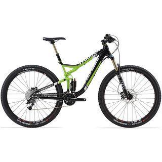 Cannondale Trigger 29 3 2014, schwarz - Mountainbike