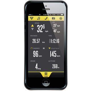Topeak RideCase iPhone 5, black - Schutzhülle