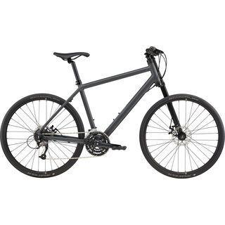 Cannondale Bad Boy 4 2018, black/charcoal gray - Urbanbike