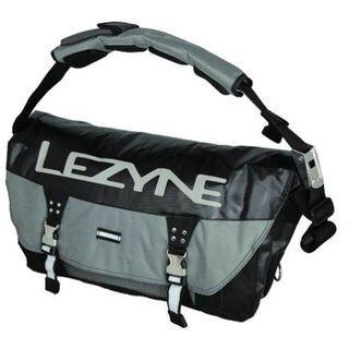 Lezyne Messenger Caddy, black - Messenger Bag