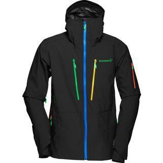 Norrona Lofoten Gore-Tex Pro Jacket, Caviar - Skijacke