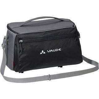 Vaude Road Master Shopper, black - Gepäckträgertasche