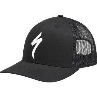 Specialized Flexfit Trucker Hat, black/white - Cap