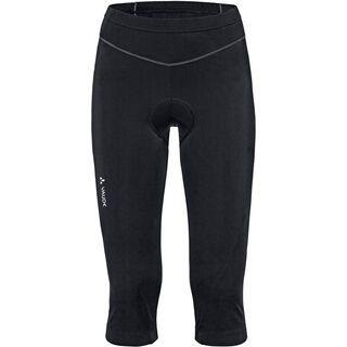 Vaude Women's Active 3/4 Pants, black - Radhose
