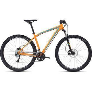 Specialized Rockhopper Sport 29 2016, orange/cyan/white - Mountainbike