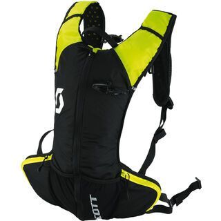 Scott Trail Pack 10B, black/lime green - Fahrradrucksack