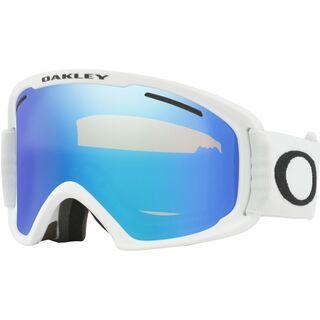 Oakley O Frame 2.0 Pro XL + WS, white/Lens: violet iridium - Skibrille