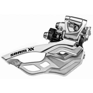 SRAM XX Umwerfer - 2x10, High-Clamp, Top-Pull