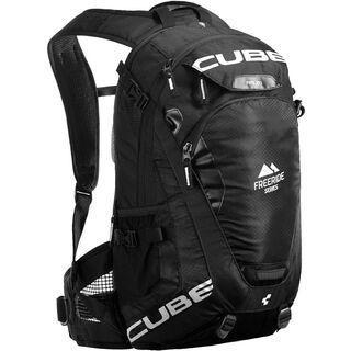 Cube Rucksack FRS 20 Freeride+ Blackline schwarz