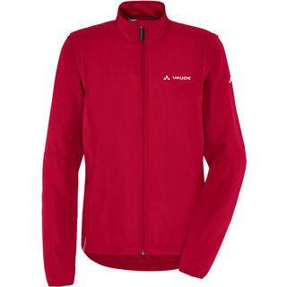 Vaude Womens Dundee Classic ZO Jacket, indian red - Radjacke
