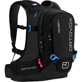 Ortovox Free Rider 26, black anthracite - Rucksack