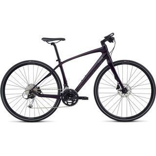 Specialized Vita Sport Carbon 2017, carbon/charcoal/gray - Fitnessbike