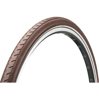 Continental Classic Ride PunctureProTection, 28 Zoll, brown-reflex - Drahtreifen
