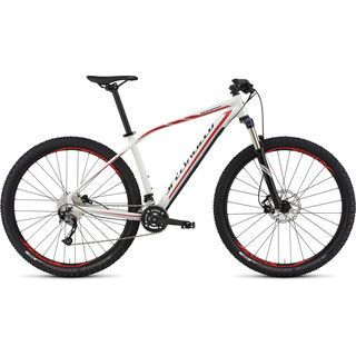 Specialized Rockhopper Comp 29 2016, white/red/black - Mountainbike