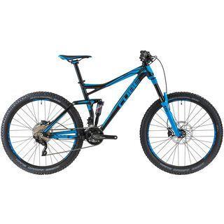 Cube Fritzz 160 HPA Pro 27.5 2014, black/blue - Mountainbike