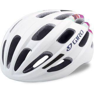 Giro Isode, mat white floral - Fahrradhelm