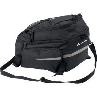 Vaude Silkroad Plus (Snap-it), black - Gepäckträgertasche