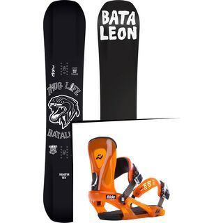 Set: Bataleon Disaster 2017 + Ride KX (1178191S)