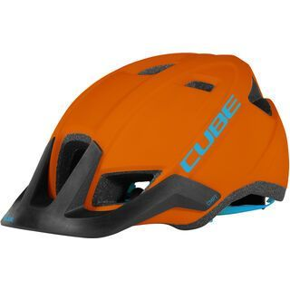 Cube Helm CMPT, orange´n´blue - Fahrradhelm