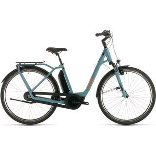 Cube Town Hybrid Pro 500 2020, blue´n´orange - E-Bike