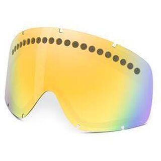 Oakley O Frame Lens, Fire Iridium - Wechselscheibe