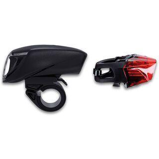 Cube RFR Beleuchtungsset Tour 90 USB black